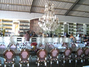 Chandeliers & Fine Dining at The Grand, Granger Bay