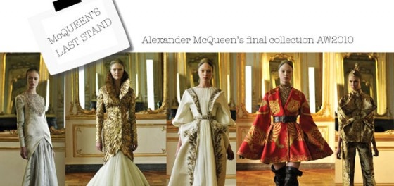 Alexander McQueen Autumn Winter 2010/11
