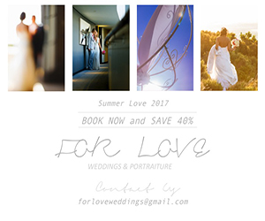 For Love - Wedding Photographer Cape Town
